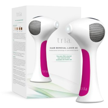About weeks in and I'm seeing results! First, I bought my Tria Beauty laser elsewhere, not Amazon. But Amazon is a go-to place to read honest product reviews, as Amazon doesn't edit your review or refuse to publish an honest review, so I'm adding my review here.