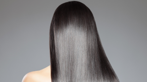 How to keep your hair straight