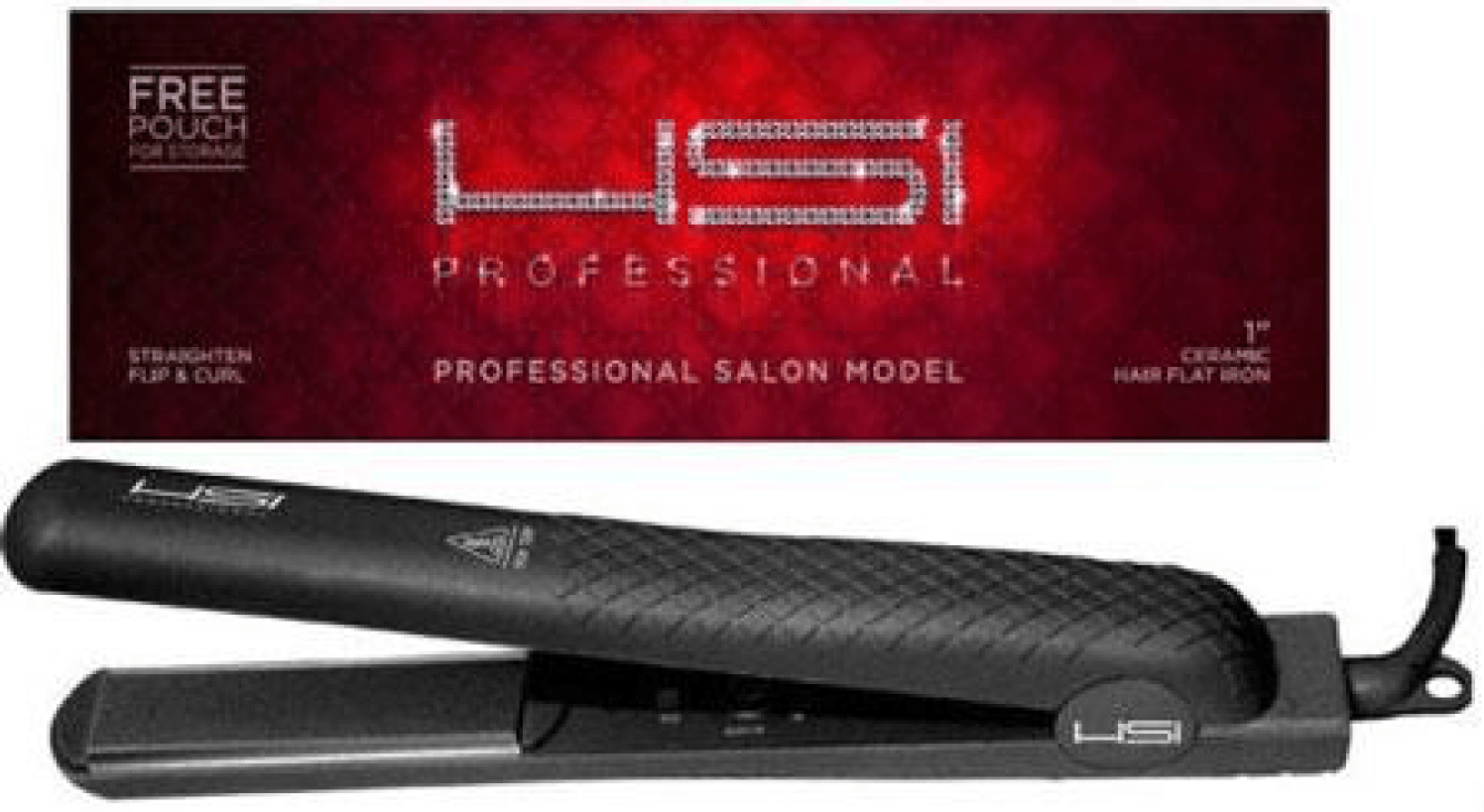 Best Dual Voltage Flat Iron HSI