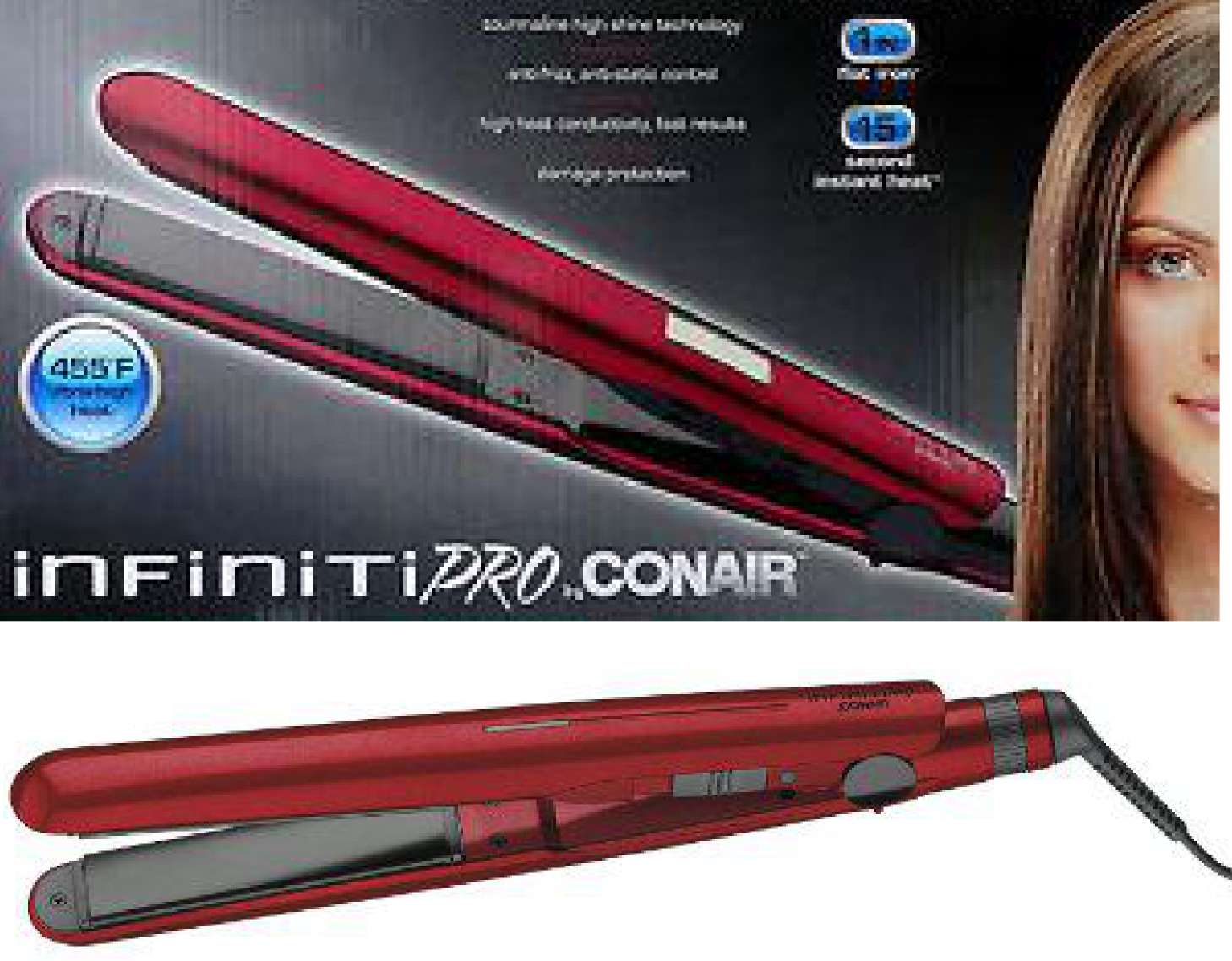 Best Flat Iron For Curly Hair Thick Hair Amp More Top 10