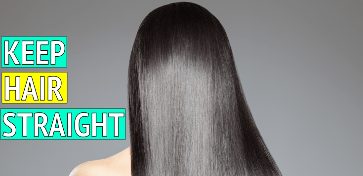 Best hacks on how to keep your hair straight overnight all day its urmus Image collections