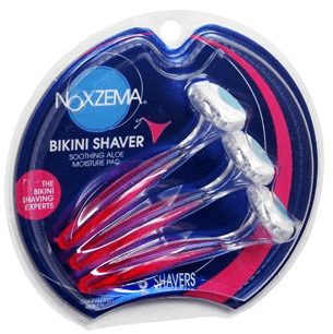 Noxzema Best Bikini Trimmer