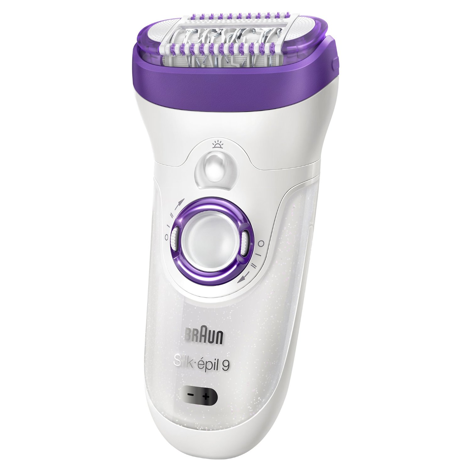 best epilator Braun Silk