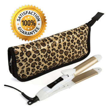 Best Dual Voltage Flat Iron 6 Sense
