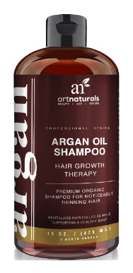 best shampoos for hair loss Art Naturals Organic Argan Oil Hair Loss Shampoo