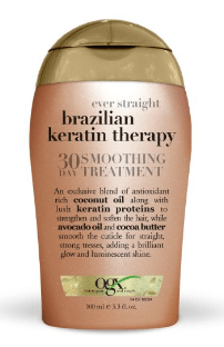 Keratin Treatment at Home OGX Brazilian Keratin Therapy