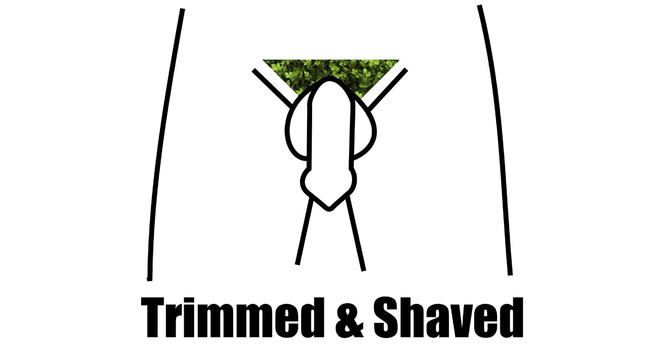 Pubic Hair Styles Trimmed and Shaved into a Shape
