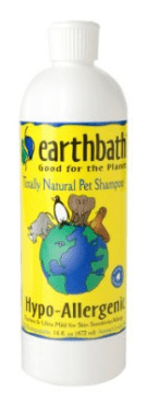 Hypoallergenic Shampoo Earthbath