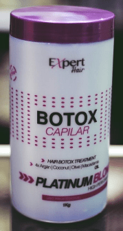Botox for Hair Expert Hair Botox Hair Mask Treatment