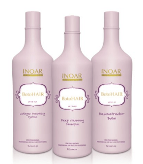 Botox for Hair Inoar Professional - Botohair Kit