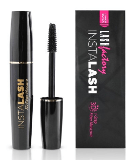 Hypoallergenic makeup Lash Factory Instalash One-Step 3d Mascara