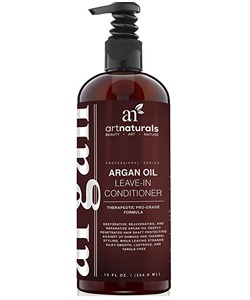 Art Naturals Organic Argan Oil Leave in Conditioner for Hair Loss