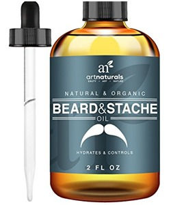 Art Naturals Organic Beard Oil Leave In Conditioner