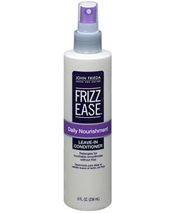 John Frieda Frizz Ease Daily Nourishment Leave In Conditioning Spray