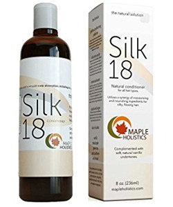 Maple Holistics Silk18 Natural Hair Conditioner