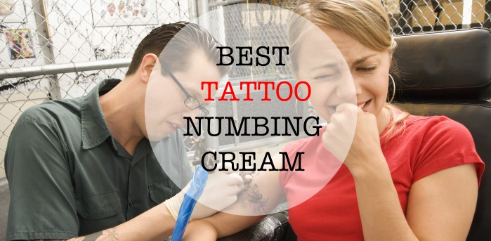 Best numbing cream for tattoos including gels sprays 2018 for Best tattoo numbing cream