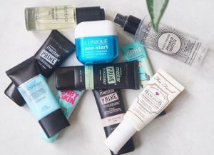 Makeup Primers (@melynicky)