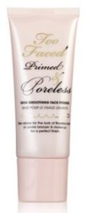 Too Faced Cosmetics Primed and Poreless