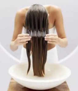 Cholesterol Hair Treatment
